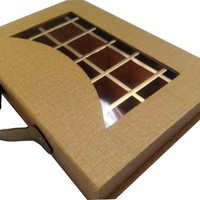 Luxury Chocolate Box For Gift Packaging