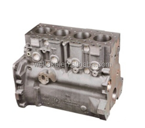 OEM ZZ50256 MF Tractor Parts Engine Generator Cylinder Block