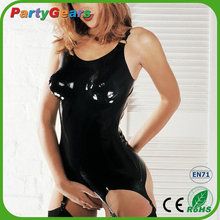 Hot Sale Sexy Fancy Catsuit Costume Latex Dress 100% Natural Rubber for Adult