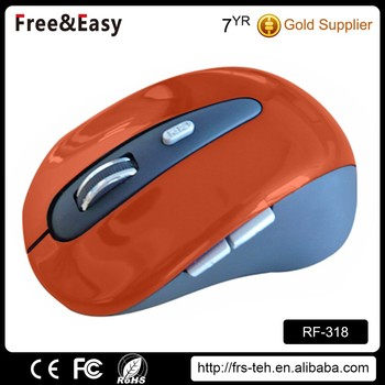 High Quality 2.4g wireless computer mouse manufacturer