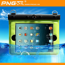 Alibaba trusted supplier wholesale PVC 100% waterproof diving case for ipad mini