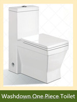 8029 High quality shower room one piece washdown toilet closet