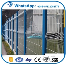 Professional construction fence used chain link fence with CE certificate