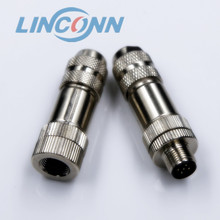 24 pin connector M12 cable connector waterproof electrical connector
