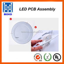IP44 round led panel light PCB/ dimmable led light panel PCB/ SMD slim led panel PCB assembly