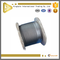 7x19 structure wholesale stainless steel wire rope sling manufacturer