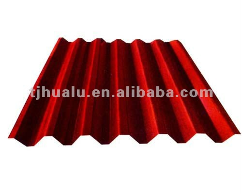 Prepainted Corrugated Galvanized/Galvalume Steel Sheets for Roofing, Walls, Ceiling with many Models