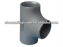 API 5L Gr B Carbon Steel Welded/Seamless Equal & Reducing Tee GB /ASTM / DIN / JIS Sch10-XXS