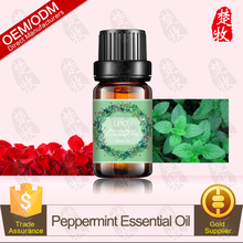 Private Label Peppermint Essential Oil - 100% Pure & Natural Mentha Piperita Therapeutic Grade 10ml