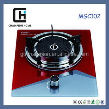 single Infrared burner gas stoves