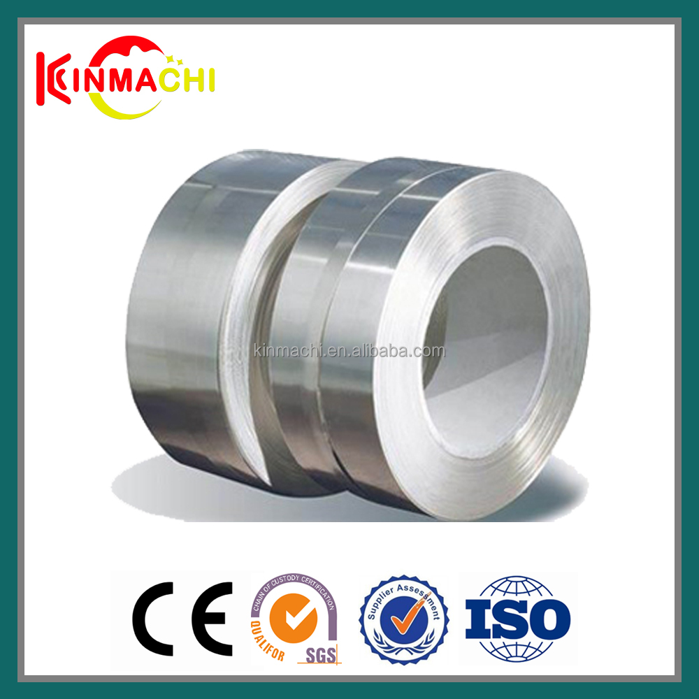 Competitive Rates DC03 Good Weldability Hardened Steel Strip Edge Treatment