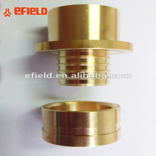 58-2 CW617 DZR brass pex sliding fitting for pex pipe