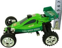 1:52 Mini RC Kart MC21 GREEN