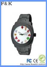wholesale kids silicone slap watch manufacture stainless steel watch bands