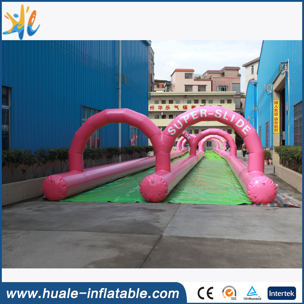 Hot sale Slip N Slide Water Slide, custom slip n slide inflatable for adult