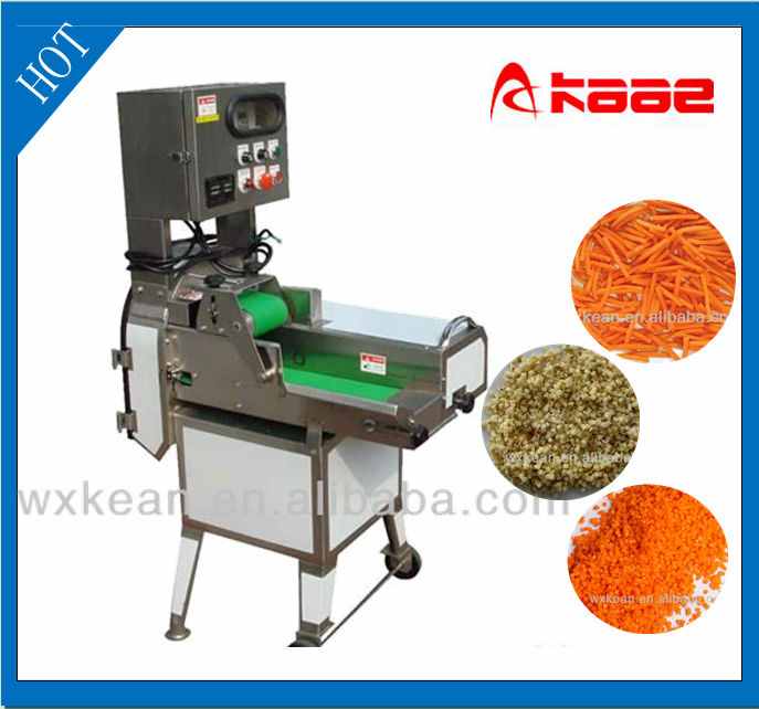 Multi-function Industrial potato peeling and cutting machine system