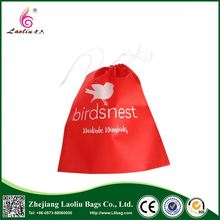 Newest selling different types recyclable paper bag recyclable non-woven grocery bag