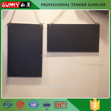 Factory supplying chef menu hanging sticker chalk board