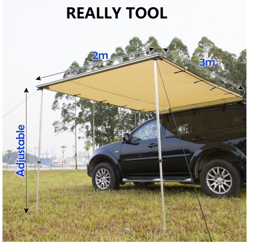 2016 hottest bubble tent/ inflatable car cover optional with Car side awning or mosquito net