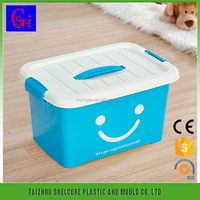 Direct Factory Price Fashion Design Household Plastic Portable Box