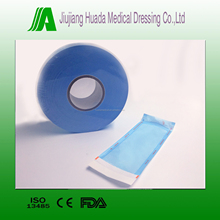 Medical disposable flat sterile pouch with high quality