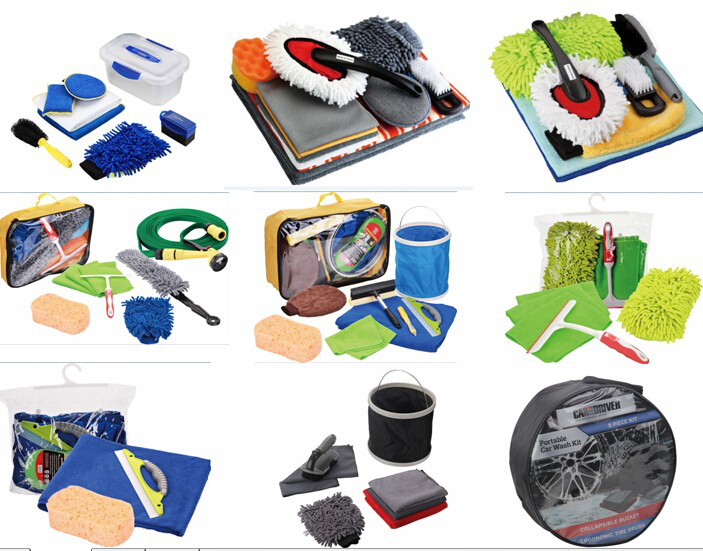 Deluxe Car Wash Set