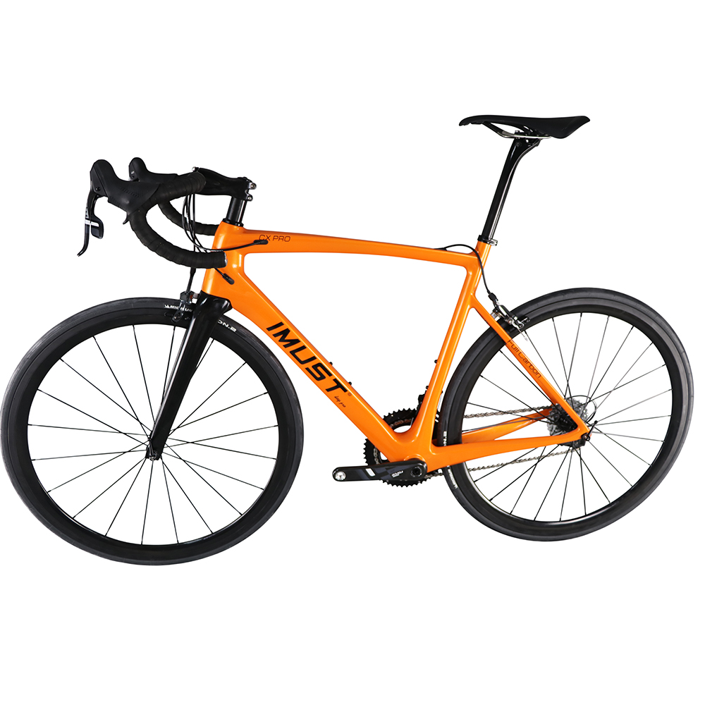 2016 new cheap full T800 carbon AERO road frame complete road bike