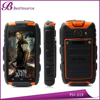 Best rugged cell phone 4.0 inch MTK6589 Quad core Android 4.2 GSM waterproof phone