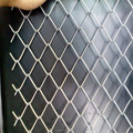 Professional Wholesale Hot Dip Galvanized Diamond Shape Wire Mesh