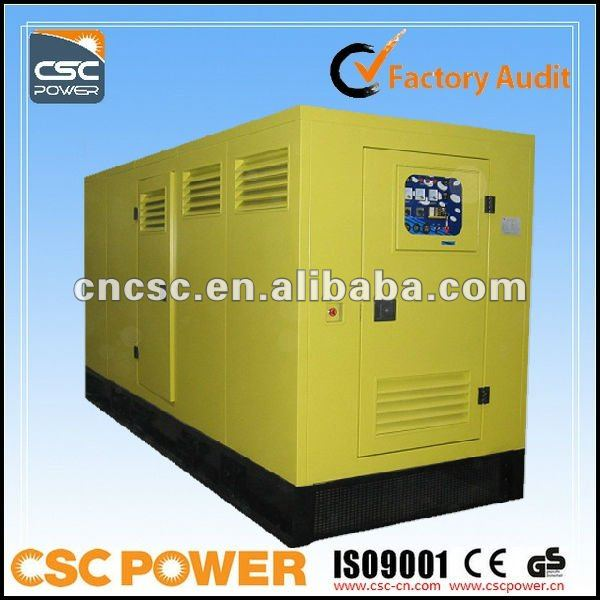 Latest technique top quality 80kva with cummins engine generators