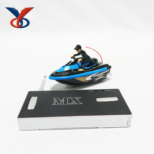 RC motorboat high speed remote control mini motorboat