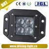 Flush Mounting CREE 20W Offroad Aluminum Housing Led Work Light For Offroad Jeep SUV Truck Front Rear Tail Head Lamp