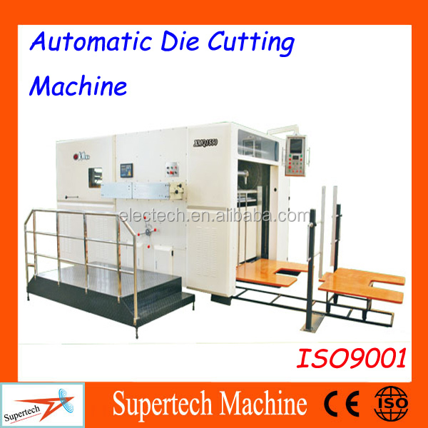Fully Auto Corrugated Cardboard Cutting Machine