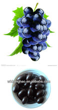 2014 GMP Certificated Manufacturer 100% Pure Grape Seed Oil Softgels