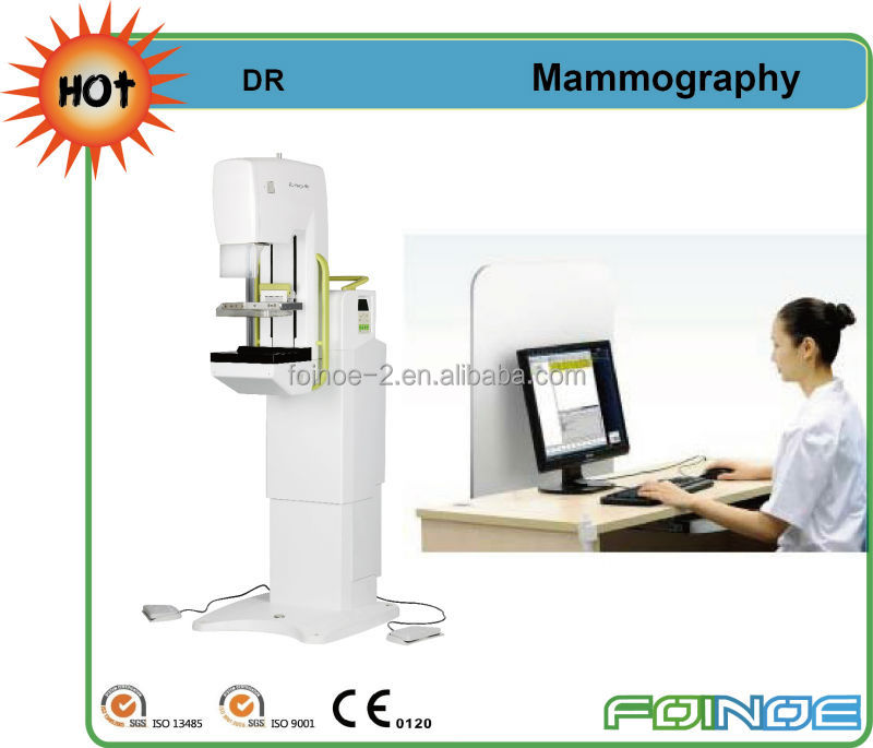 DR Elegant and Smart ce approved portable mammography equipment