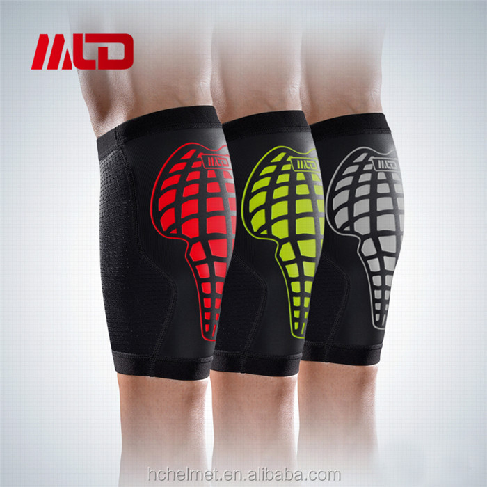 Sports Training Elastic Leg Shrank Skating Snowboard Protectors Adjustable Patella Knee Pads Kneepad Safety Guard Strap
