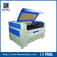 2015 new bamboo crafts laser engraving machine / laser cutting machine