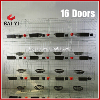 Export Standards Breeding Pigeon Cage