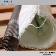 exhaust heat wrap for truck muffler