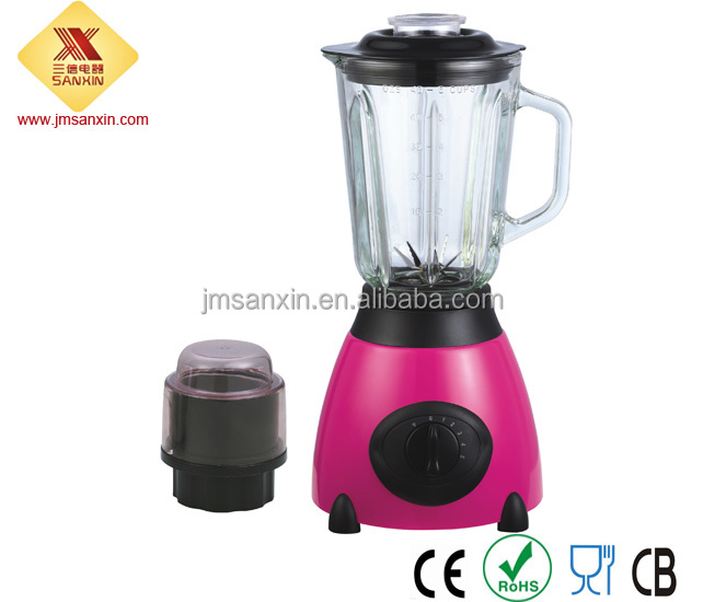 2016 New Arrival 500W Multi-function Home Appliance Electric Juice Blender