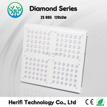 2016 led grow light full spectrum hydropoinc grow light 300w to bloom