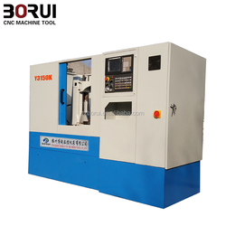 Y3150K small 4 axis CNC Gear hobbing Machine