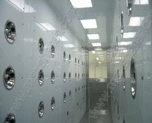 air shower clean room B09