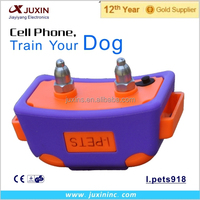 Smart Phone Pet Necklace Vibration Static Shock Remote Dog Collar with Bluetooth Free i.pets App