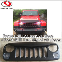 Auto front grille for Jeep angry bird grille for jeep wrangler new style
