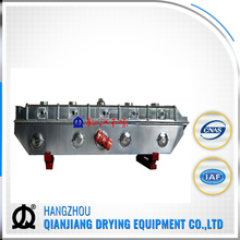 Foodstuff Vibrating Fluidized Bed Dryer