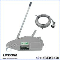 LIFTKING CE certificated wire rope puller (0.8t to 5.4t)