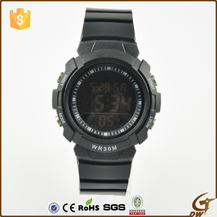 2014 New design digital cool watch for mens