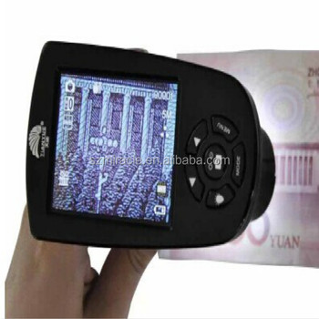 Equipped with ultra-clear screen 500x 2.7-inch portable LCD digital microscope