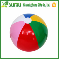 HIgh quality inflatable cartoon giant plastic classic beach ball